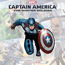 Captain America: The Winter Soldier: The S.H.I.E.L.D. Report (Marvel Storybook (eBook))