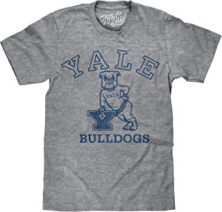 Tee Luv Yale University Bulldogs Shirt - Handsome Dan Yale T-Shirt