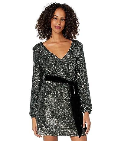 BB Dakota Glow Up Fast Dress (Black) Women