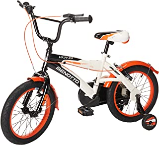 Benotto CRHVKR1601UNNN Bicicleta de Acero Rodada R16, Niño, 1 Velocidad
