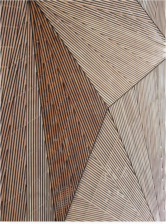 Trademark Fine Art IC01320C1419GG Wooden Structure Design Fabrikken, 14x19, Multiple