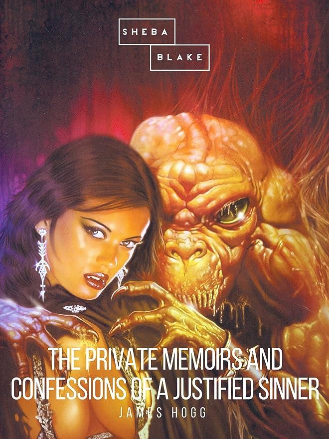 レンダーボイドどう?The Private Memoirs and Confessions of a Justified Sinner (English Edition)