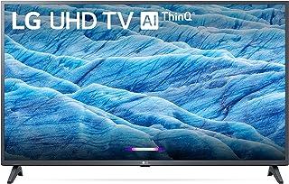 LG Smart TV Pantalla 43 Pulgadas 4K HDR con Alexa, Google Assistant, Airplay2, Netlix, Youtube, Bluetooth (Renewed)