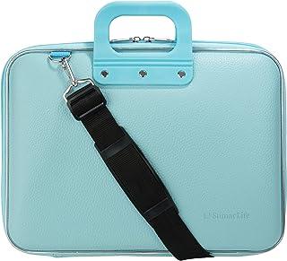 SumacLife Cady Shoulder Bag Briefcase for Dell Vostro 14 inch Laptops