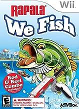 Rapala: We Fish with Rod Bundle - Nintendo Wii