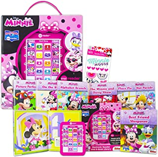 Disney Minnie Mouse Me Reader Electronic Reader 8 Book Bundle ~ Minnie Mouse Books for Toddlers, Kids   Minnie Mouse Me Re...