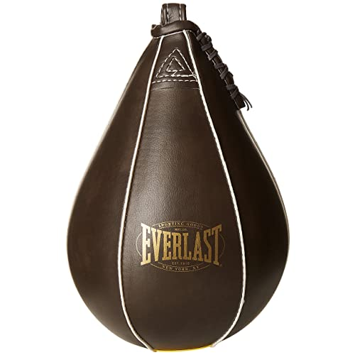 Dark Brown,100cm BRAZILIAN MMA Boxing Floor to Ceiling Punching Bag PU Leather