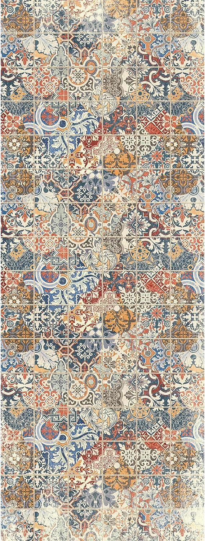 Brume Vinyl Award-winning store Floor Mat 3'x8' Tiles Max 46% OFF Alexandra