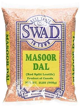 Swad Dal Masoor - 2 Lbs