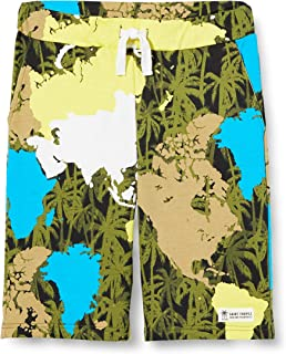 Name It Nmmvermo AOP SWE Long Shorts Unb H Pantaloncini Bambino