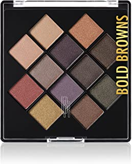Black Radiance Eye Appeal Shadow Palette, Bold Browns, 0.264 Ounce