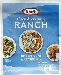 Kraft Thick & Creamy Ranch Dip Dressing (1 oz Packet)