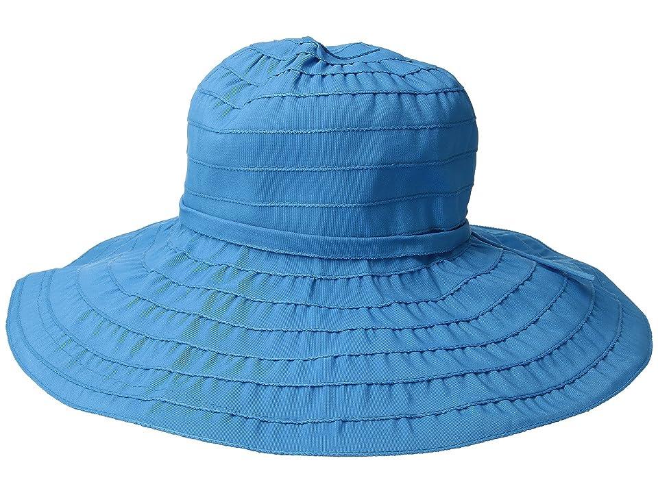 San Diego Hat Company RBL4770OS Adjustable Tie Floppy (Blue) Caps