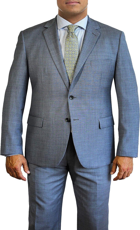 Daniel Hechter Blue Heather Suit