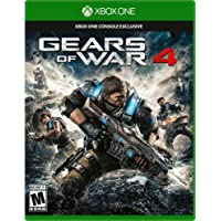 Deals on Gears Of War 4 for Xbox One Pre-Owned