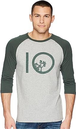 Astral Logo 3/4 Sleeve T-Shirt