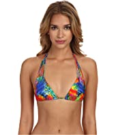 Luli Fama - Mundo De Colores Multi Strings Triangle Top
