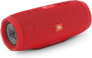 JBL CHARGE3 Bluetoothスピーカー IPX7防水/ポータブル/パッシブラジエーター搭載 レッド JBLCHARGE3REDJN 【国内正規品】