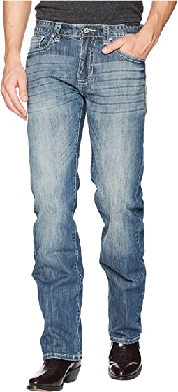 Rock and Roll Cowboy - Reflex Revolver in Medium Wash M1R5140