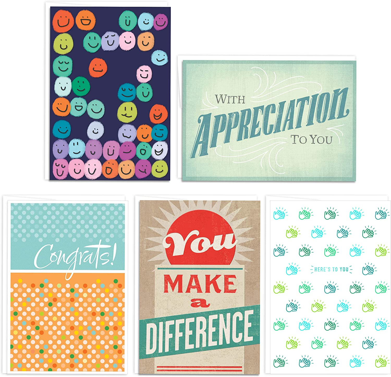 Hallmark Business Employee Appreciation Cards Assorted Pack Ranking TOP12 Denver Mall 25 C
