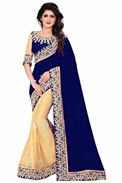 Indian Sari Fashion Women's Saree with Unstitch Blouse Piece 1-50
