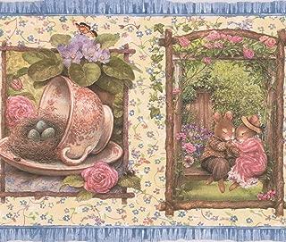Best teacup wallpaper border Reviews