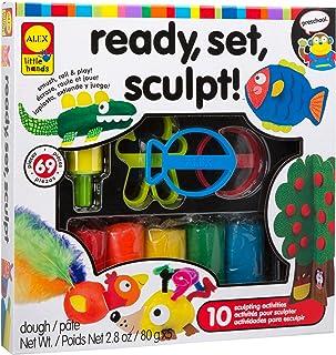 ALEX Toys Alex 1468 Ready. Set. Sculpt! Multi Color