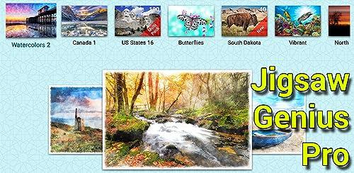 『Jigsaw Genius Pro』のトップ画像