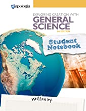 Exploring Creation with General Science 3rd Edition, Student Notebook