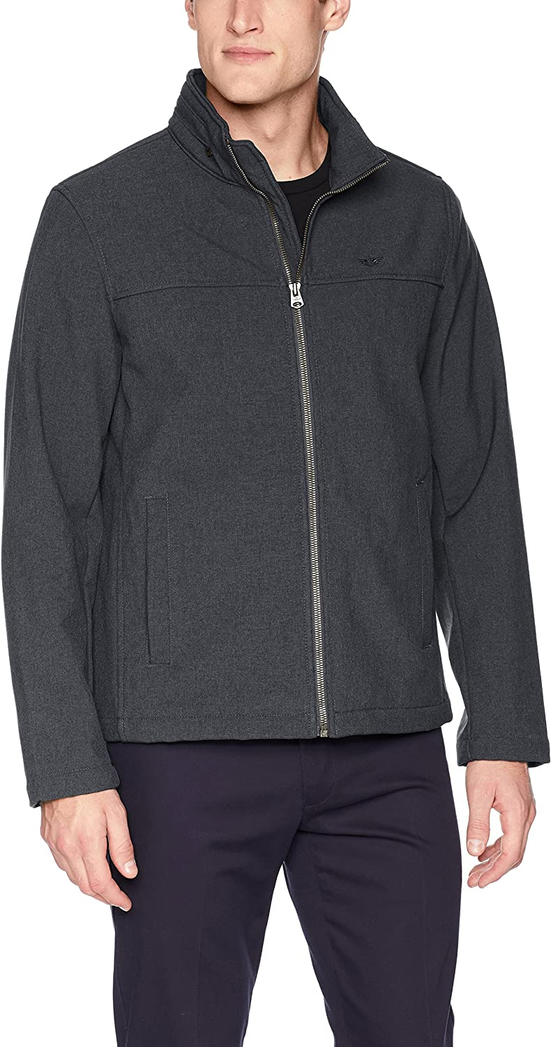 Dockers Men's The 360 Series Performance Soft Shell Jacket