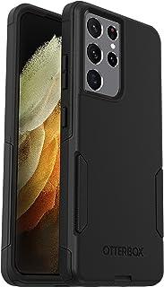 OtterBox Commuter   sturzsichere Schutzhülle für Samsung Galaxy S21 Ultra, Schwarz (ohne Einzelhandelsverpackung)