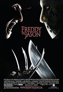 freddy vs jason 2003 poster