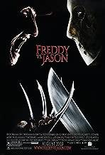 Freddy vs. Jason (2003) Movie Poster 24x36 inches Horror Classics
