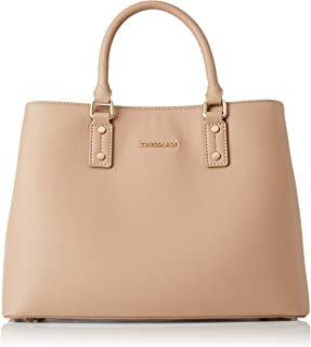 Trussardi Jeans, Mosca TOTE MD SAFFIANO ECOLEAT mujer, NR