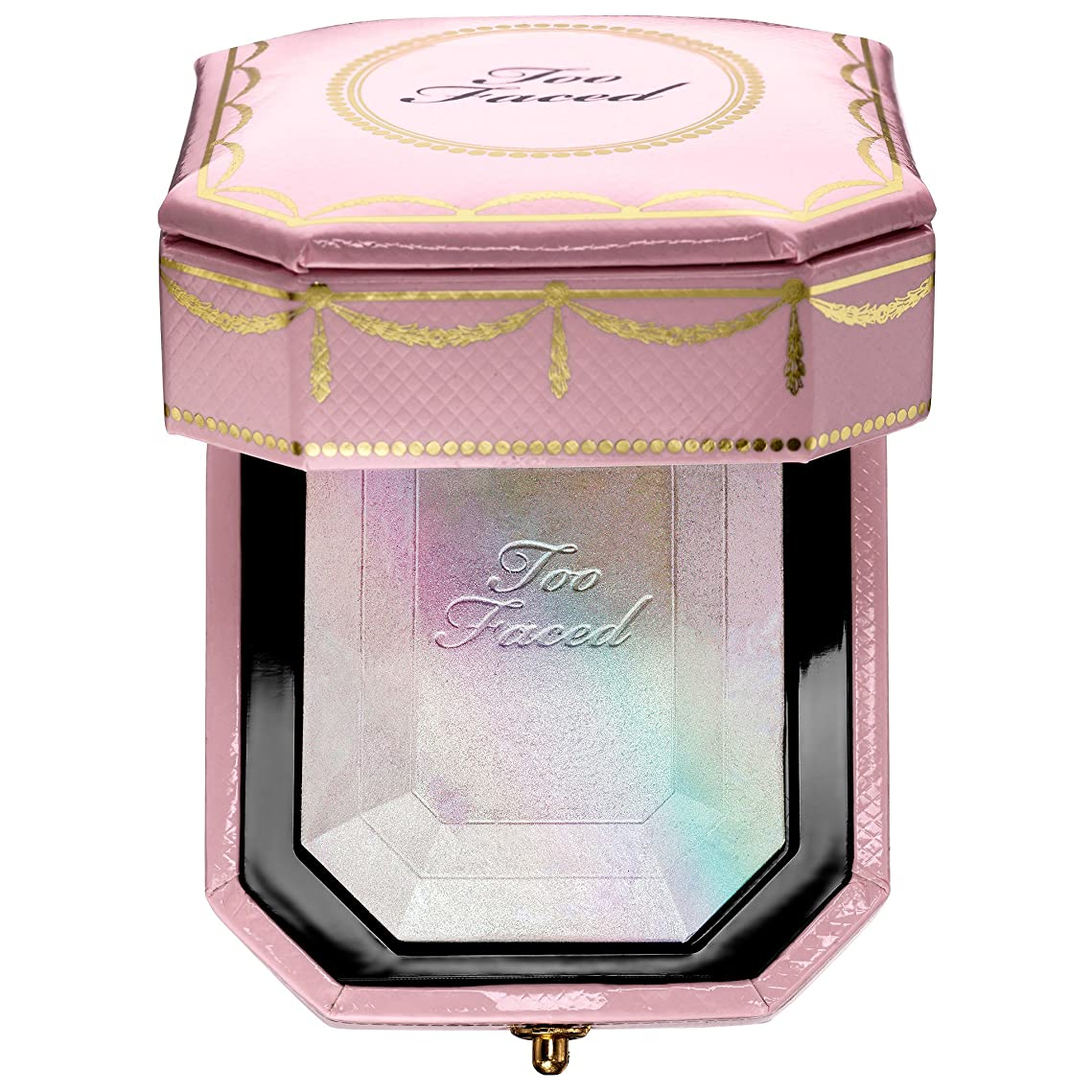 他のバンドで逃す楕円形TOO FACED Diamond Light Multi-Use Diamond Fire Highlighter
