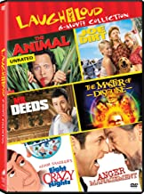 Anger Management 2003 Eight Crazy Nights / Animal, the 2001 Joe Dirt / Master of Disguise, the / Mr. Deeds - Set