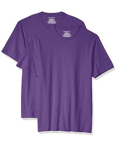 7082c6455c583 Purple Shirt: Amazon.com