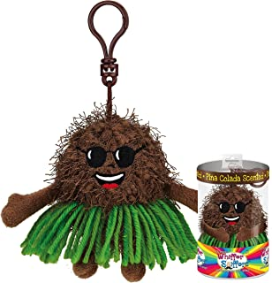 Whiffer Sniffers King Conga Coconut Scented Backpack Clip