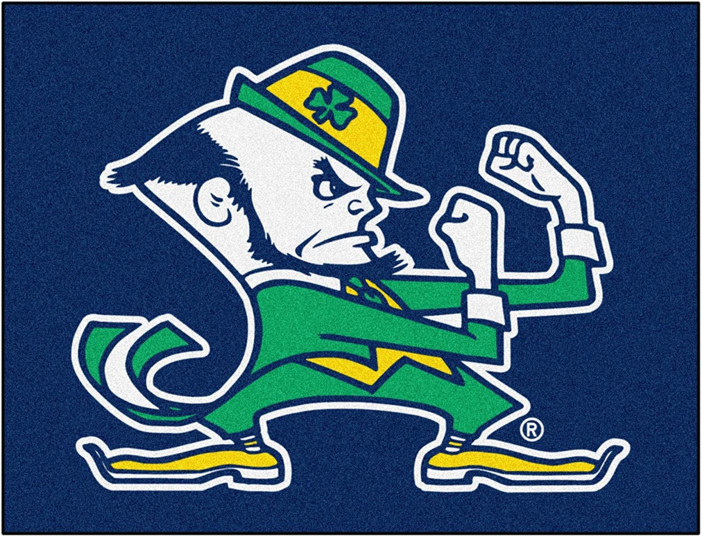 Fanmats Notre Dame Fighting Irish AllStar Mat