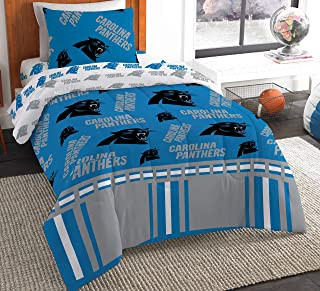 The Northwest Company NFL Unisex Twin Bed in a Bag Set