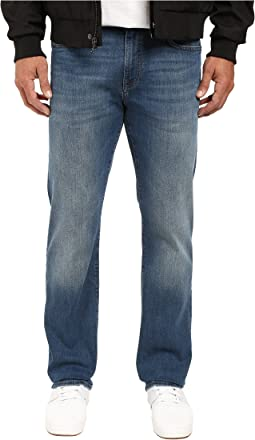 Mavi Jeans Myles Casual Straight in Mid Shaded Williamsburg