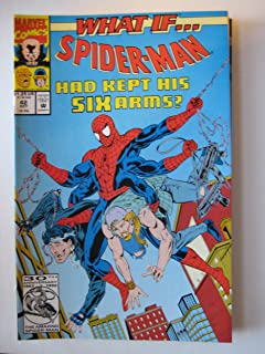 WHAT IF ... ?, #42, (SPIDERMAN HAD KEPT HIS SIX ARMS), October 1992 (Volume 2)