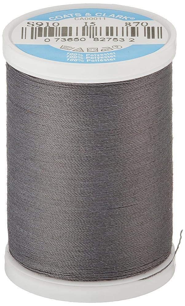 Coats Dual Duty XP General Purpose Thread, 250 yd, Dark Slate