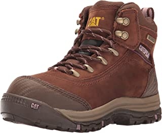 """Caterpillar Women's Ally 6"""" Waterproof Comp Toe Industrial and Construction Shoe Industrial & Construction"""