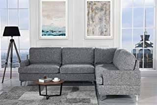Amazon Com Grey Sofas Couches Living Room Furniture Home