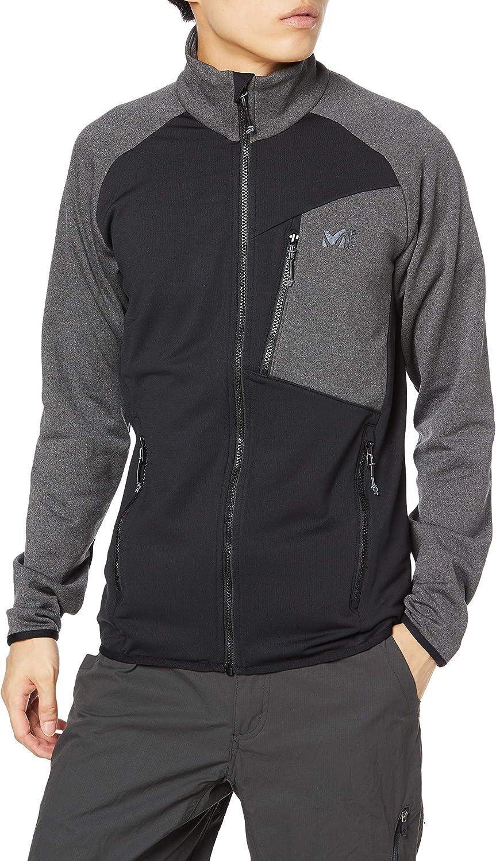 MILLET Seneca Tecno II Jkt M Fleece Jacket para Hombre