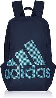 Adidas PARKHOOD BOS Backpack for Men - Collegiate Navy/Shock Cyan  NS  DW4297