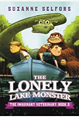 The Lonely Lake Monster (The Imaginary Veterinary Book 2) Kindle Edition