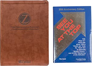 See You at The Top and The Performance Planner Zig Ziglar Hardback Book Set of 2