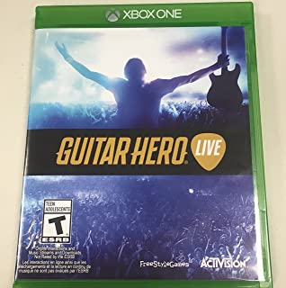 Guitar Hero: Live for Xbox ONE (Game ONLY)